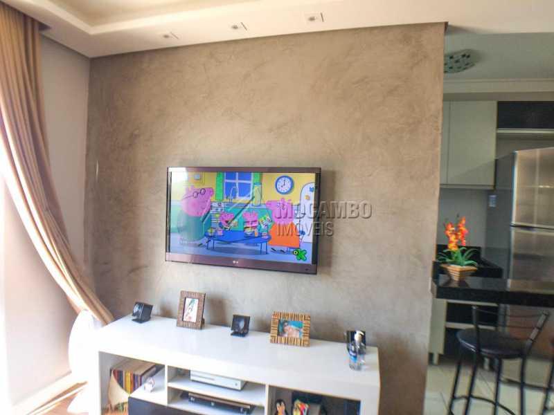 Sala - Apartamento 2 quartos à venda Itatiba,SP - R$ 225.000 - FCAP20956 - 4
