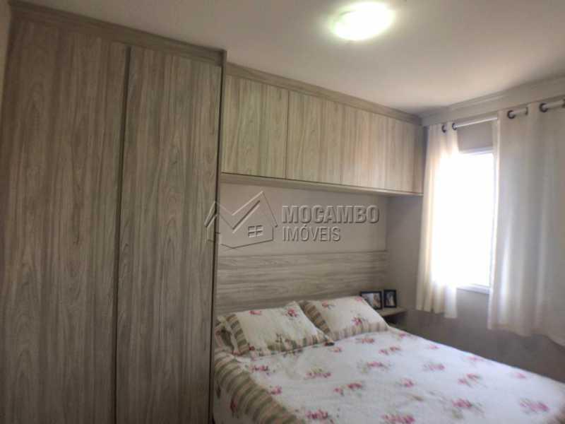 Dormitório - Apartamento 2 quartos à venda Itatiba,SP - R$ 225.000 - FCAP20956 - 9