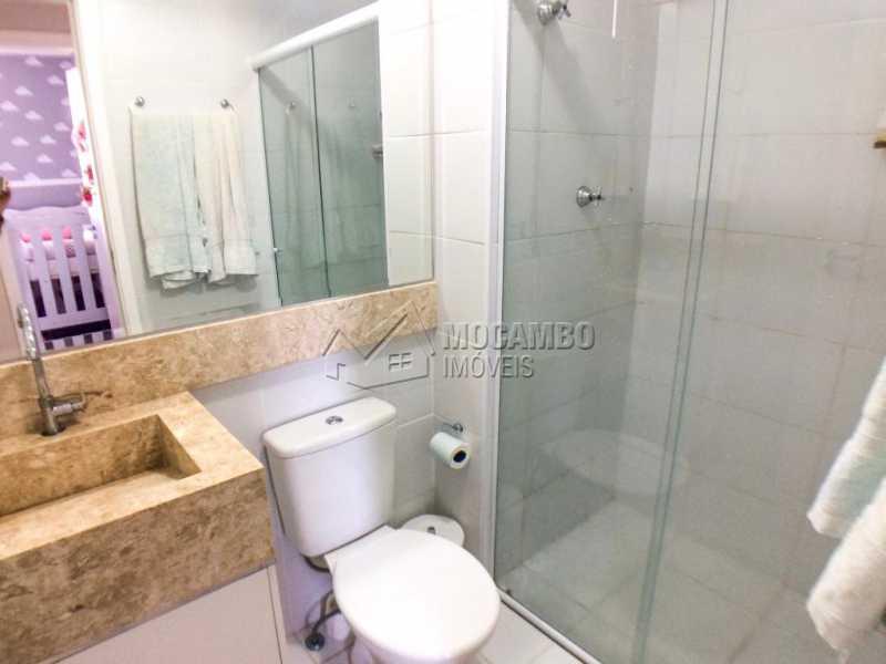 Banheiro - Apartamento 2 quartos à venda Itatiba,SP - R$ 225.000 - FCAP20956 - 12