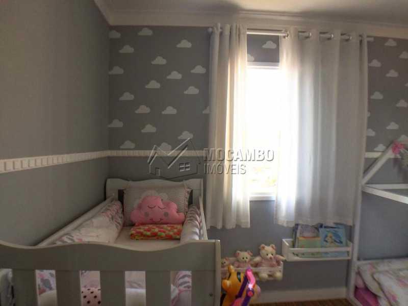 Dormitório - Apartamento 2 quartos à venda Itatiba,SP - R$ 225.000 - FCAP20956 - 11