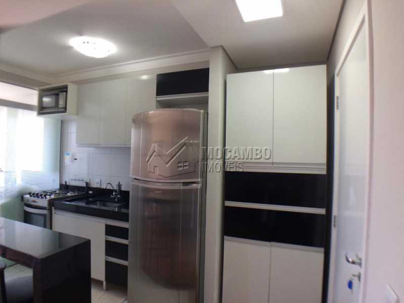 Cozinha - Apartamento 2 quartos à venda Itatiba,SP - R$ 225.000 - FCAP20956 - 8