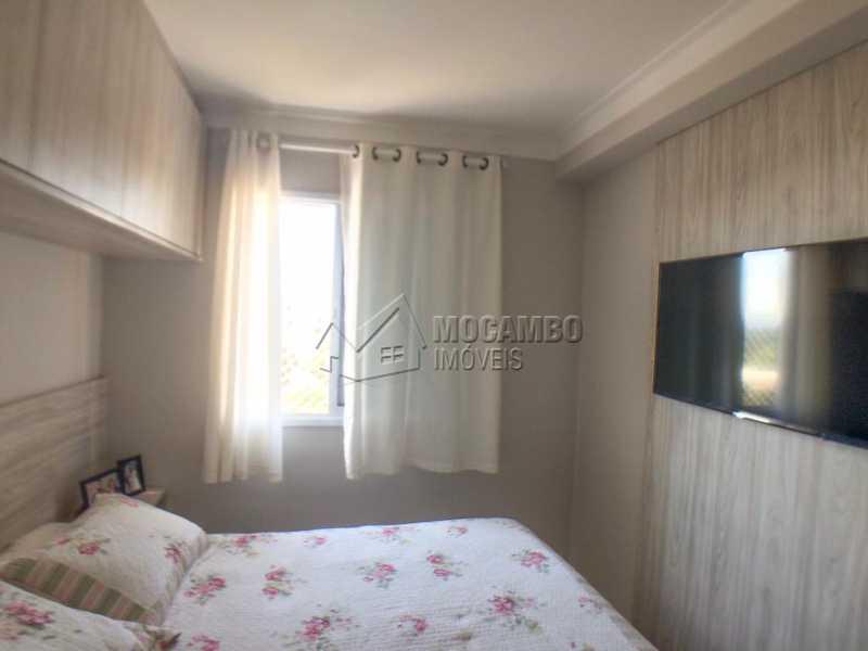 Dormitório - Apartamento 2 quartos à venda Itatiba,SP - R$ 225.000 - FCAP20956 - 10