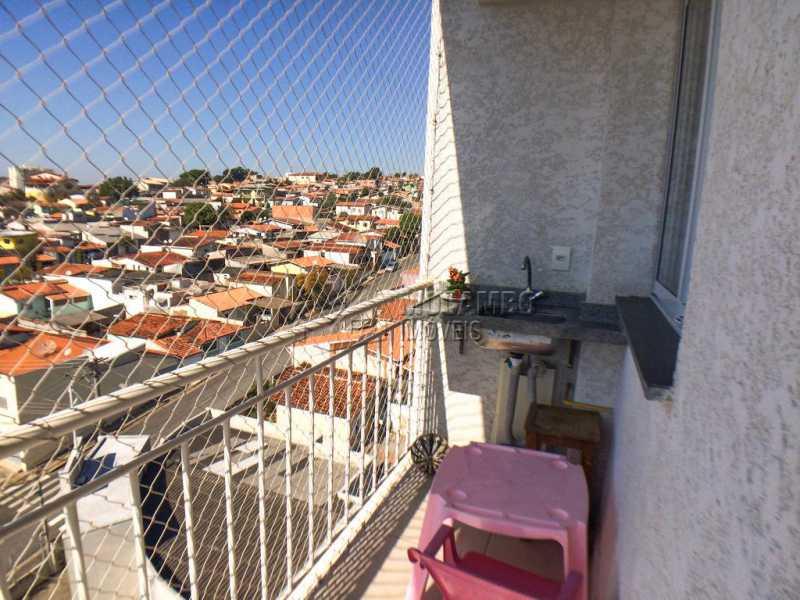 Varanda - Apartamento 2 quartos à venda Itatiba,SP - R$ 225.000 - FCAP20956 - 14