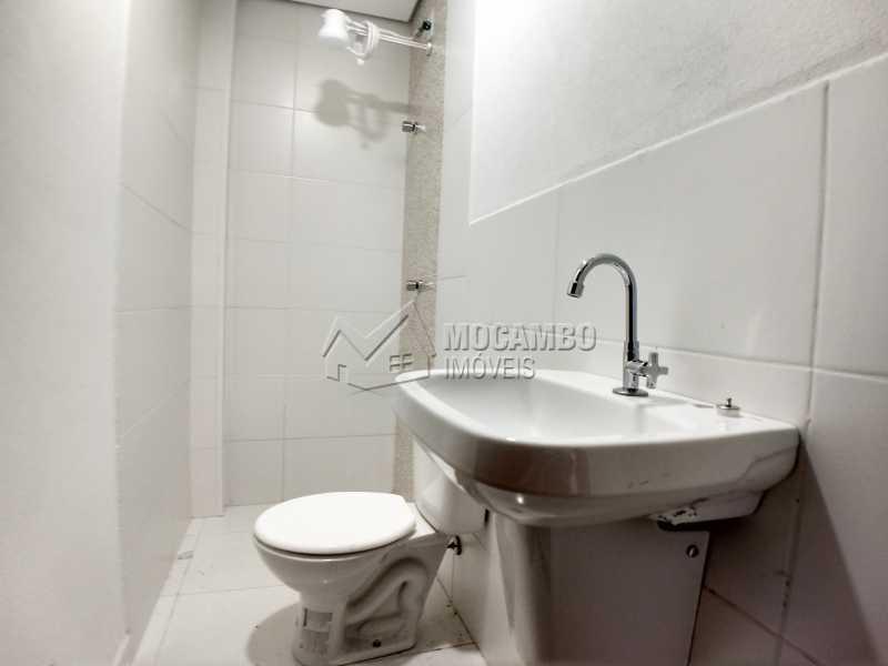 Banheiro Suíte - Apartamento 2 quartos para alugar Itatiba,SP - R$ 1.200 - FCAP20961 - 5