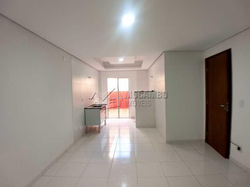 Sala - Apartamento 2 quartos para alugar Itatiba,SP - R$ 1.200 - FCAP20961 - 9