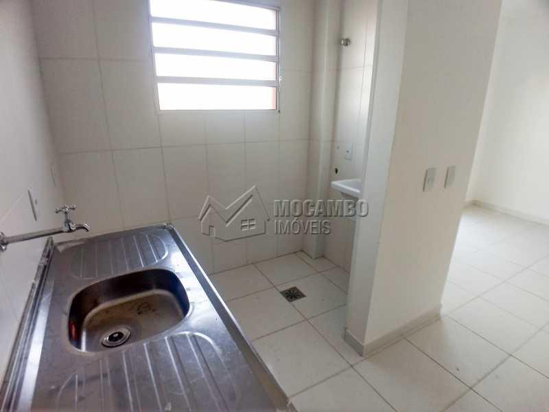 Cozinha - Apartamento 2 quartos para alugar Itatiba,SP - R$ 1.200 - FCAP20964 - 5