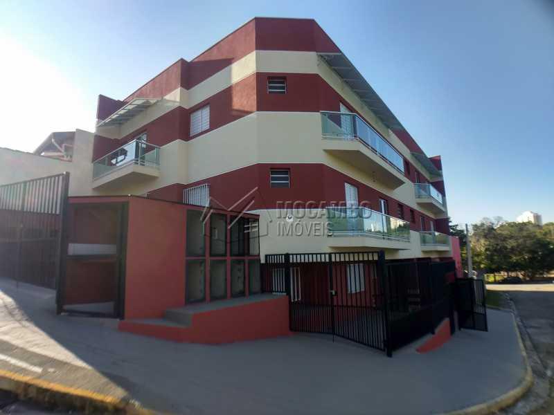 Fachada - Apartamento 2 quartos para alugar Itatiba,SP - R$ 1.200 - FCAP20964 - 1