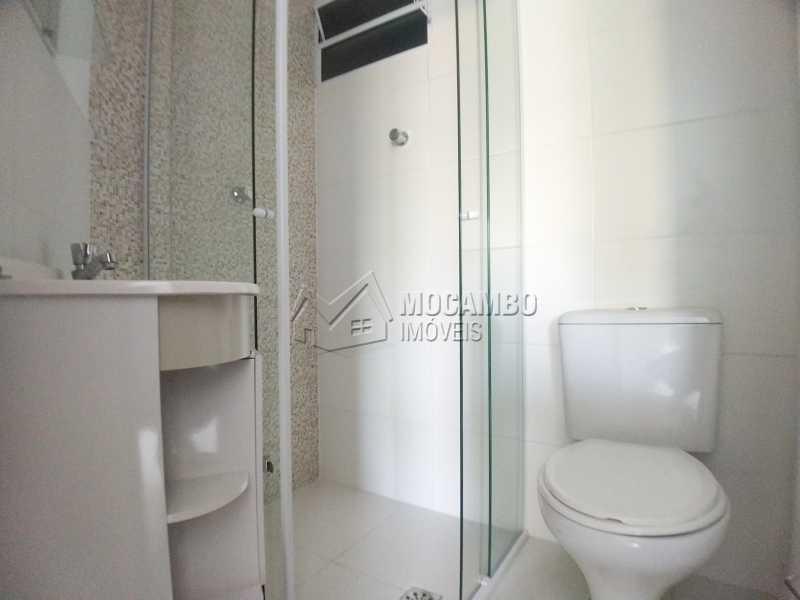 Banheiro Social - Apartamento 2 quartos para alugar Itatiba,SP - R$ 1.200 - FCAP20964 - 9