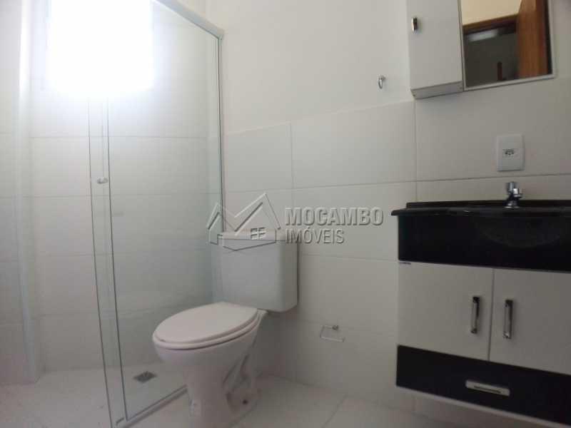 Banheiro Suíte - Apartamento 2 quartos para alugar Itatiba,SP - R$ 1.200 - FCAP20964 - 10