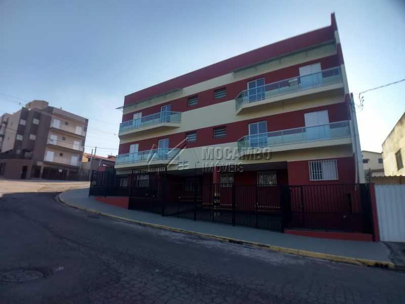 Fachada - Apartamento 2 quartos para alugar Itatiba,SP - R$ 1.000 - FCAP20965 - 3