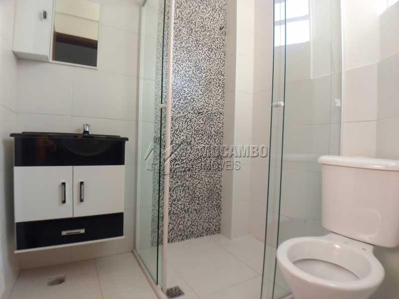 Banheiro Social - Apartamento 2 quartos para alugar Itatiba,SP - R$ 1.000 - FCAP20965 - 4