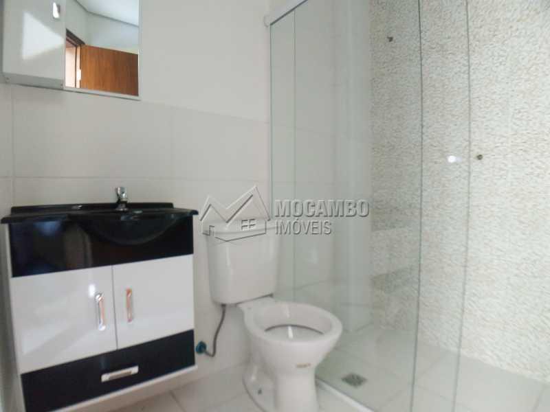 Banheiro Suíte - Apartamento 2 quartos para alugar Itatiba,SP - R$ 1.000 - FCAP20965 - 6