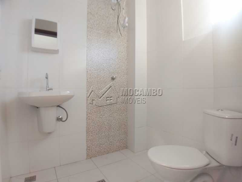 Banheiro Social - Apartamento 2 quartos para alugar Itatiba,SP - R$ 1.000 - FCAP20967 - 11