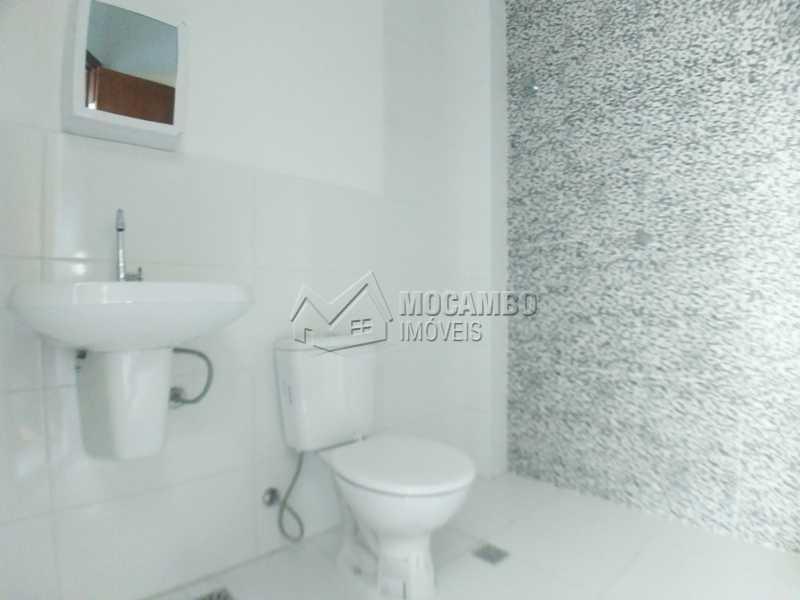 Banheiro Suíte - Apartamento 2 quartos para alugar Itatiba,SP - R$ 1.000 - FCAP20967 - 9