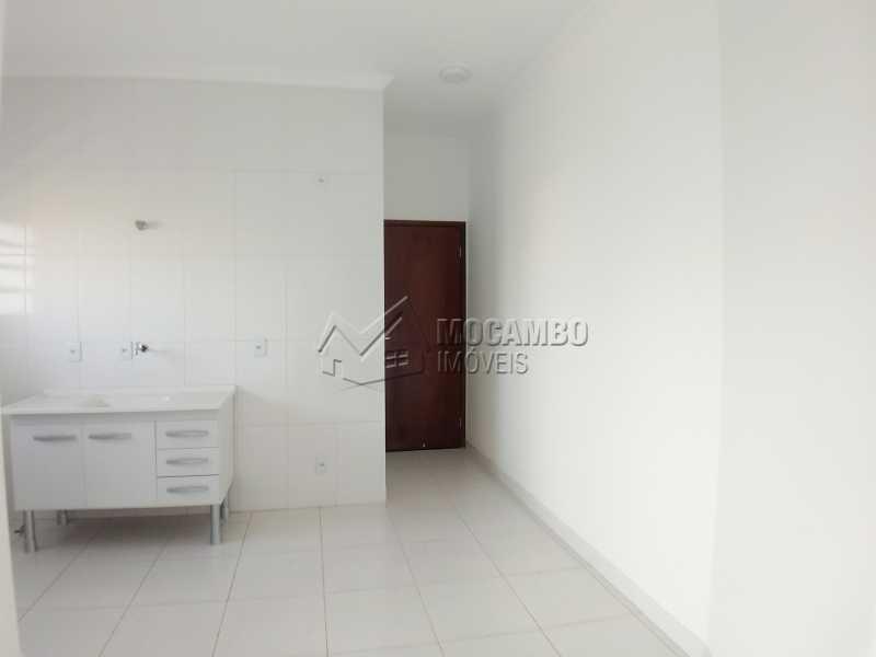 Cozinha - Apartamento 2 quartos para alugar Itatiba,SP - R$ 1.000 - FCAP20967 - 7