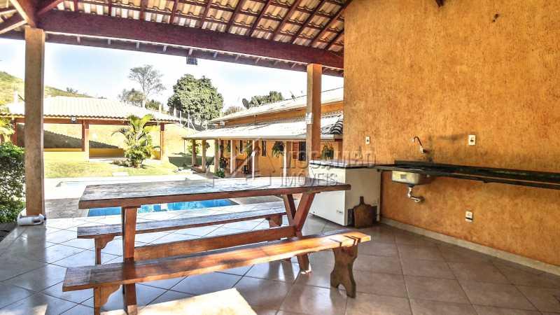 Área Gourmet - Chácara 1282m² à venda Itatiba,SP - R$ 820.000 - FCCH20063 - 7