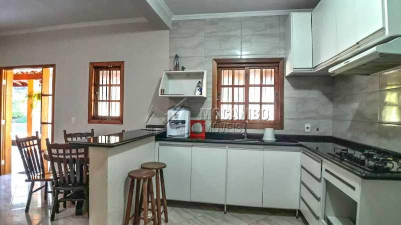 Cozinha Americana - Chácara 1282m² à venda Itatiba,SP - R$ 820.000 - FCCH20063 - 14