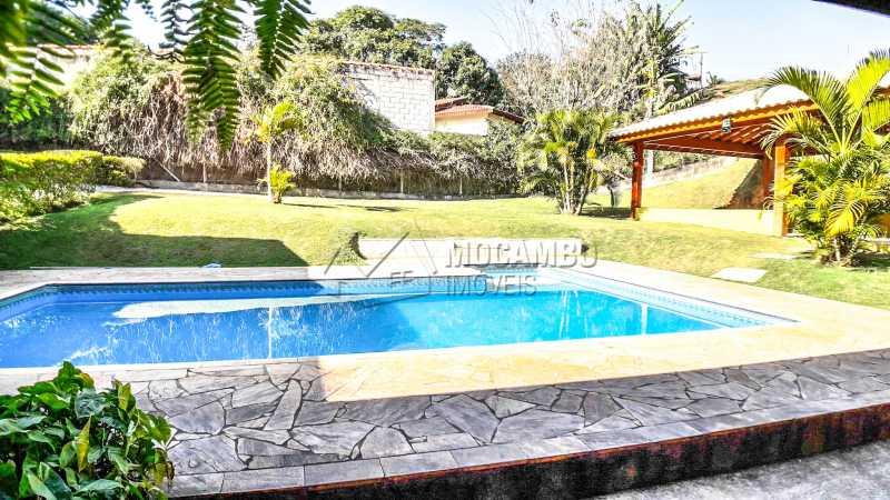 Piscina - Chácara 1282m² à venda Itatiba,SP - R$ 820.000 - FCCH20063 - 4