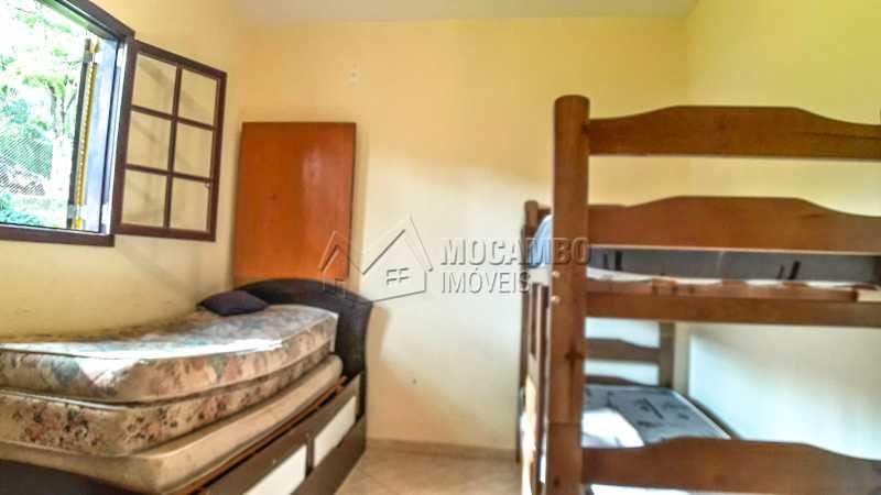Dormitório Externo - Chácara 1282m² à venda Itatiba,SP - R$ 820.000 - FCCH20063 - 18