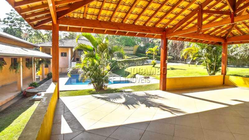 Salão - Chácara 1282m² à venda Itatiba,SP - R$ 820.000 - FCCH20063 - 10