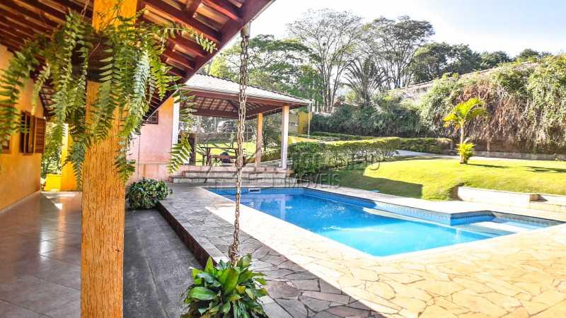 Área Externa da Chácara - Chácara 1282m² à venda Itatiba,SP - R$ 820.000 - FCCH20063 - 11