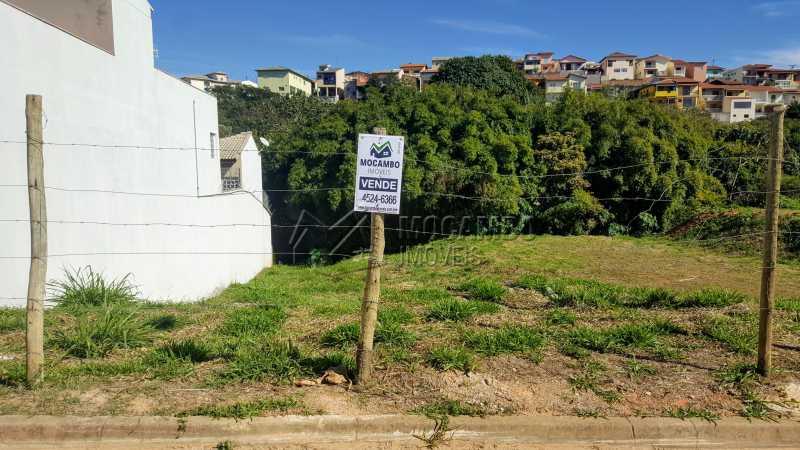 Terreno - Terreno 420m² à venda Itatiba,SP Nova Itatiba - R$ 150.000 - FCUF01243 - 1