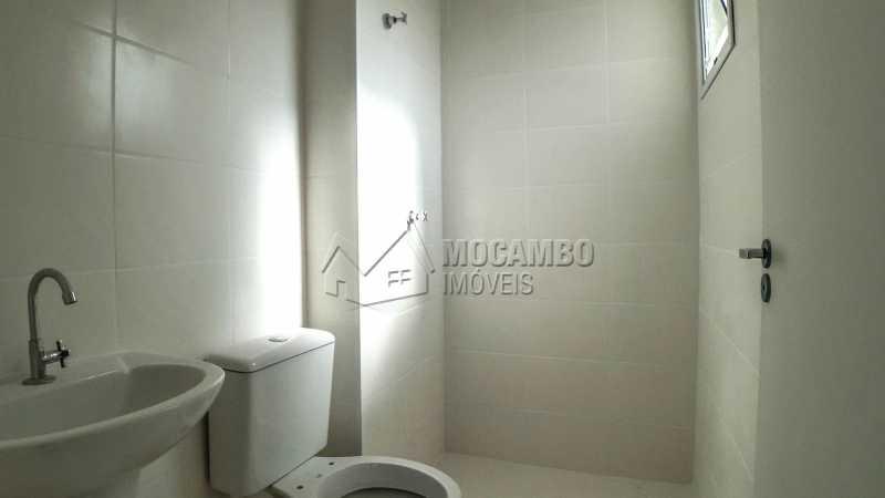 Banheiro Suíte - Apartamento 2 Quartos À Venda Itatiba,SP - R$ 230.000 - FCAP20969 - 10
