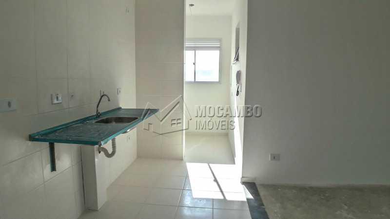 Cozinha/Lavanderia - Apartamento 2 Quartos À Venda Itatiba,SP - R$ 230.000 - FCAP20969 - 5
