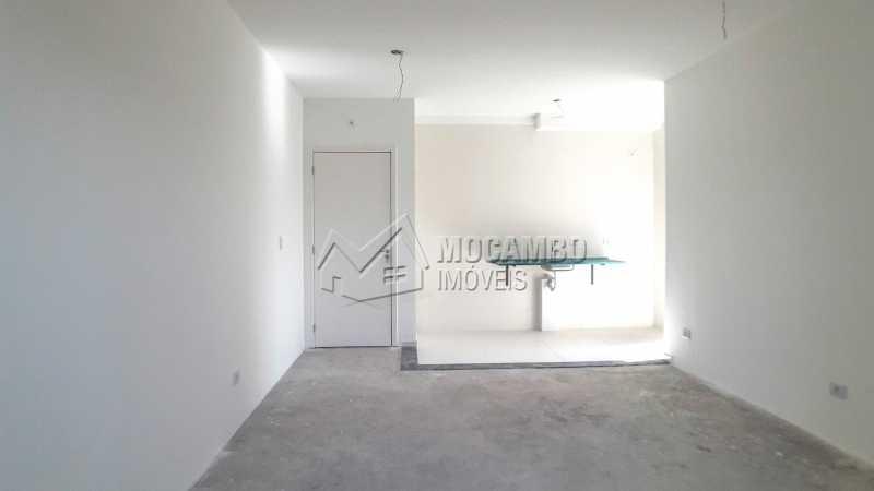 Sala - Apartamento 2 Quartos À Venda Itatiba,SP - R$ 230.000 - FCAP20969 - 4
