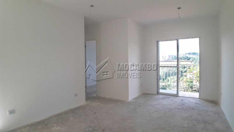 Sala - Apartamento 2 Quartos À Venda Itatiba,SP - R$ 230.000 - FCAP20969 - 1