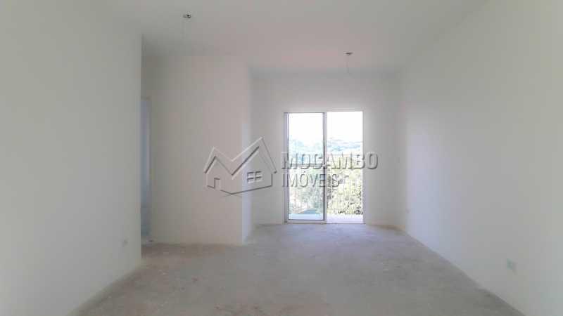 Sala - Apartamento 2 Quartos À Venda Itatiba,SP - R$ 230.000 - FCAP20969 - 3