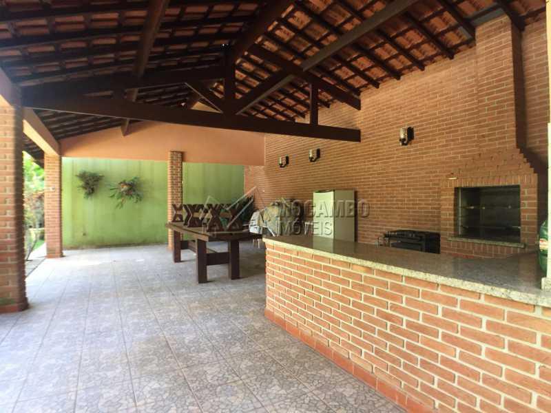 Área Gourmet - Casa em Condomínio 3 quartos à venda Itatiba,SP - R$ 1.200.000 - FCCN30407 - 12