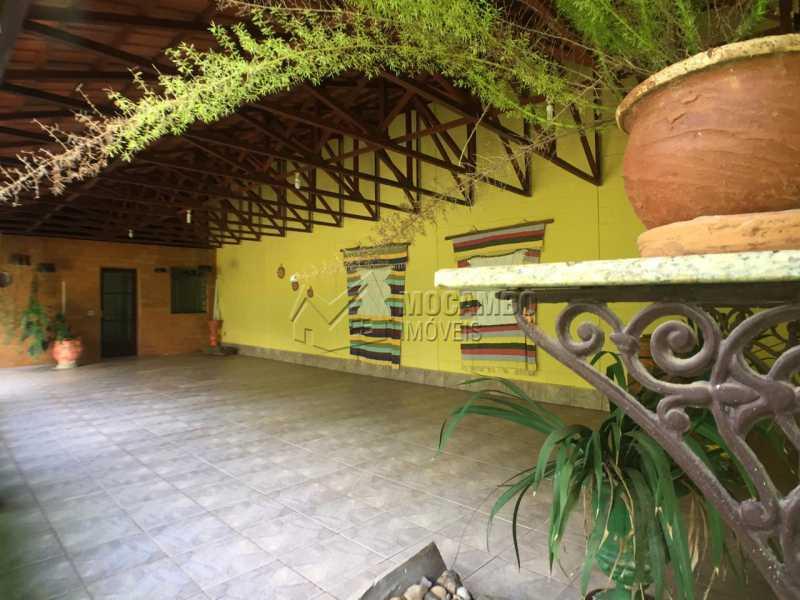 Salão de festas - Casa em Condomínio 3 quartos à venda Itatiba,SP - R$ 1.200.000 - FCCN30407 - 13