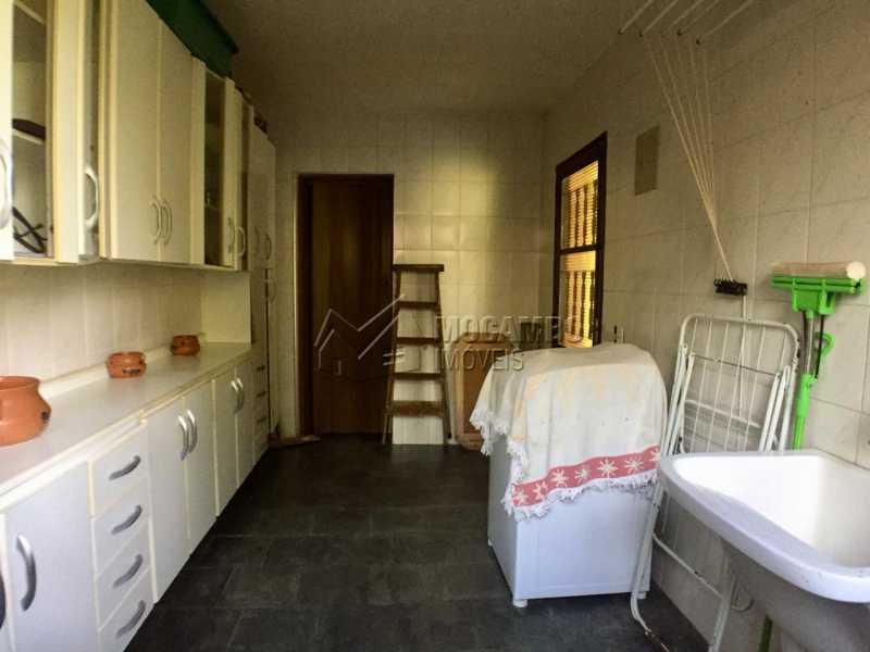Área de Serviço - Casa em Condomínio 3 quartos à venda Itatiba,SP - R$ 1.200.000 - FCCN30407 - 7