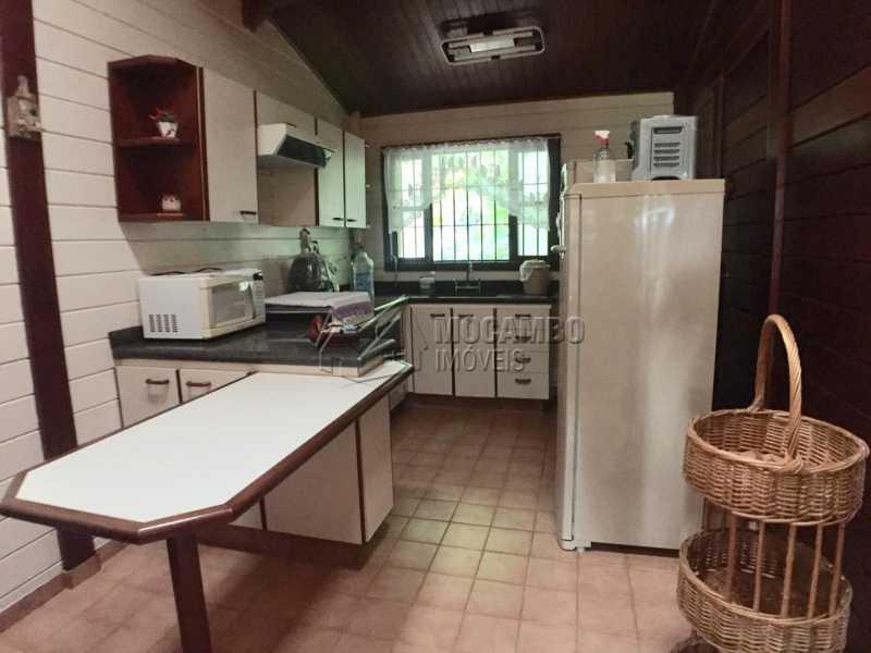 Cozinha - Casa em Condomínio 3 quartos à venda Itatiba,SP - R$ 1.200.000 - FCCN30407 - 9