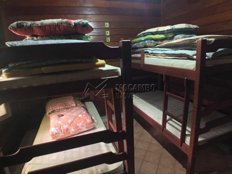 Dormitório  - Casa em Condomínio 3 quartos à venda Itatiba,SP - R$ 1.200.000 - FCCN30407 - 25