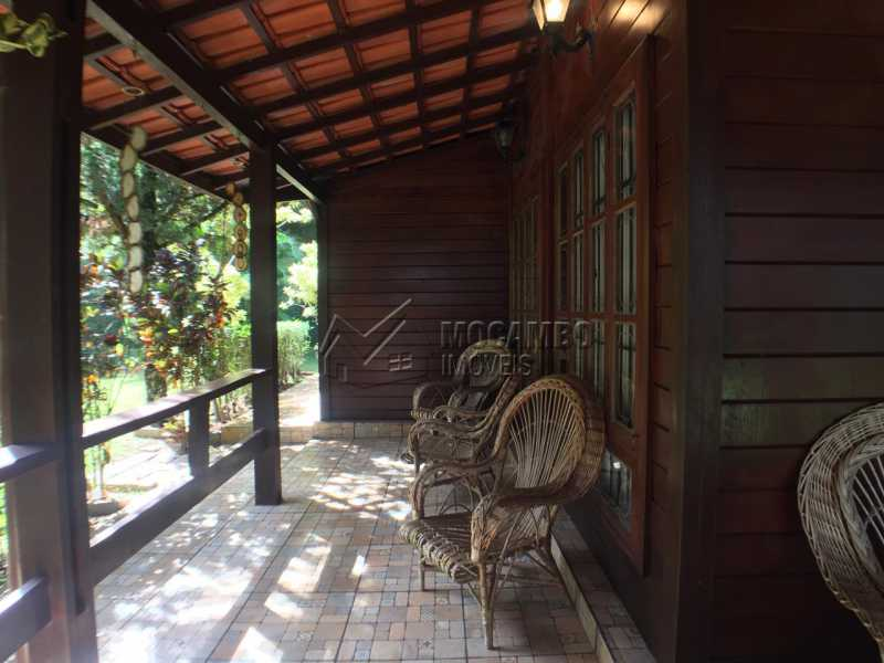 Varanda - Casa em Condomínio 3 quartos à venda Itatiba,SP - R$ 1.200.000 - FCCN30407 - 20