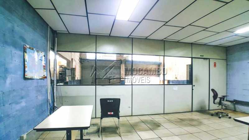 Escritório - Galpão 339m² à venda Itatiba,SP - R$ 699.000 - FCGA10002 - 4