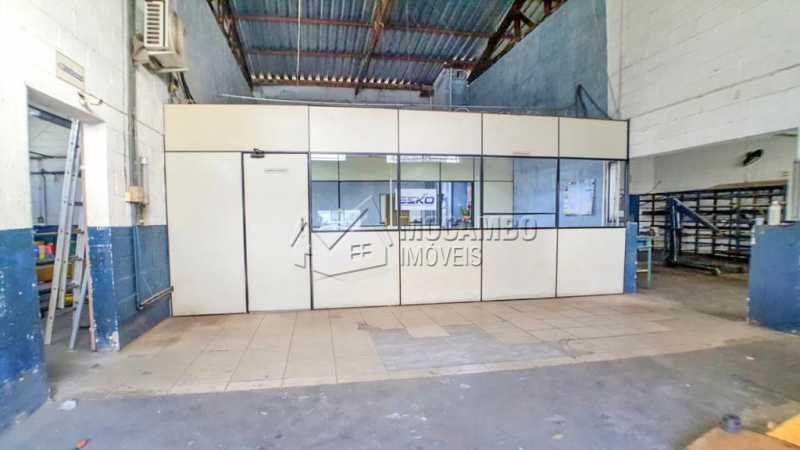 Escritório - Galpão 339m² à venda Itatiba,SP - R$ 699.000 - FCGA10002 - 3