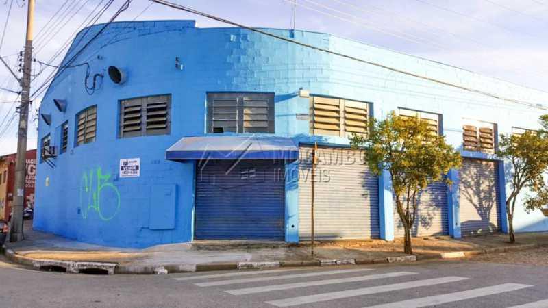 Fachada - Galpão 339m² à venda Itatiba,SP - R$ 699.000 - FCGA10002 - 1