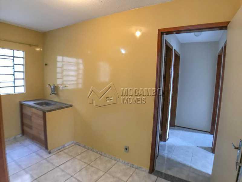 Cozinha e corredor - Apartamento 3 quartos à venda Itatiba,SP - R$ 169.000 - FCAP30504 - 6