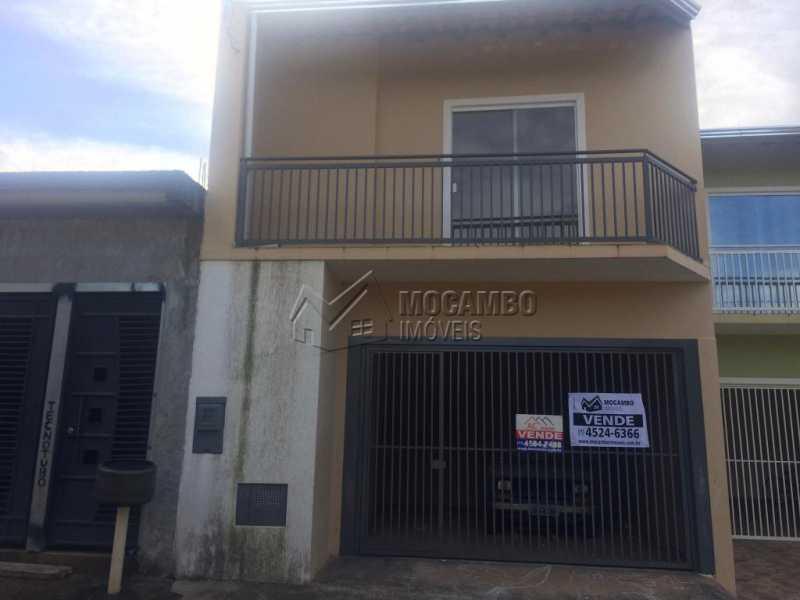 Facgada - Casa 3 quartos à venda Itatiba,SP - R$ 275.000 - FCCA31240 - 3