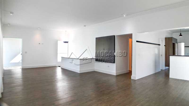 Sala Ambientes - Casa em Condomínio 3 quartos à venda Itatiba,SP - R$ 850.000 - FCCN30408 - 3