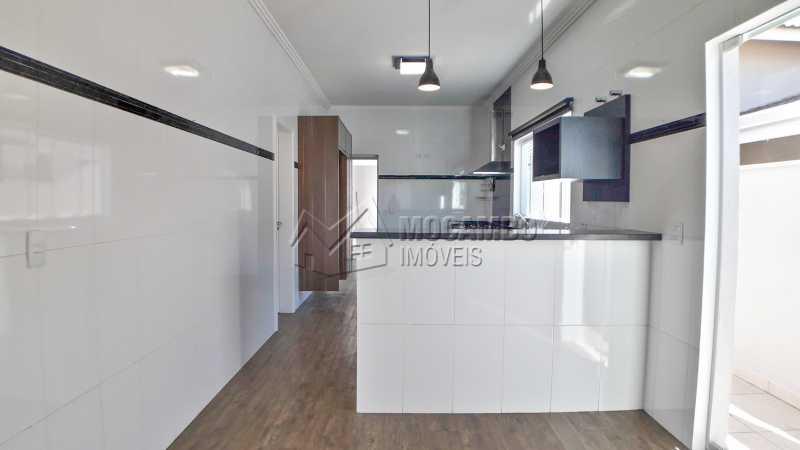 Cozinha Americana - Casa em Condomínio 3 quartos à venda Itatiba,SP - R$ 850.000 - FCCN30408 - 5