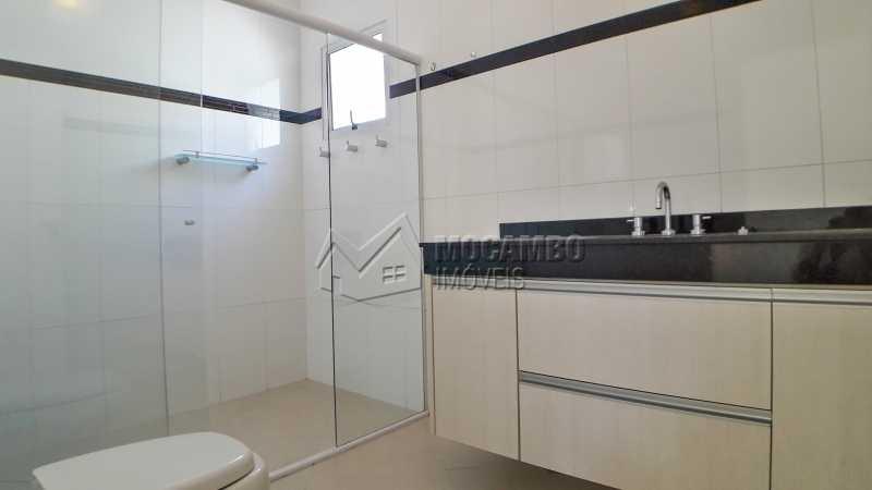 Banheiro Suíte - Casa em Condomínio 3 quartos à venda Itatiba,SP - R$ 850.000 - FCCN30408 - 18