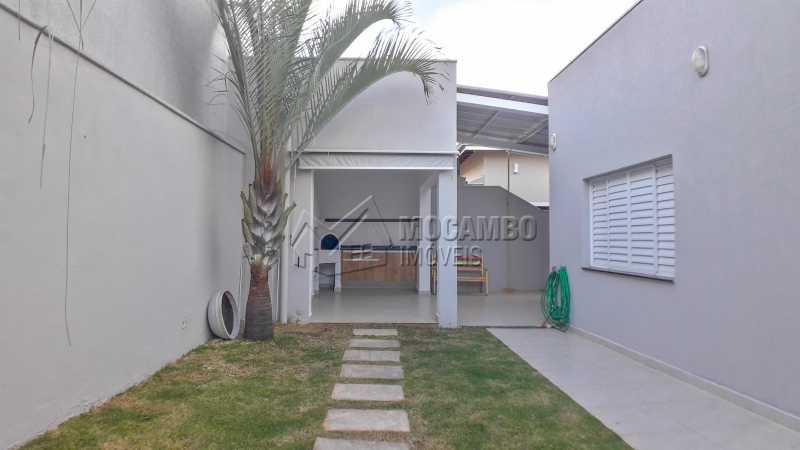 Área Externa - Casa em Condomínio 3 quartos à venda Itatiba,SP - R$ 850.000 - FCCN30408 - 11