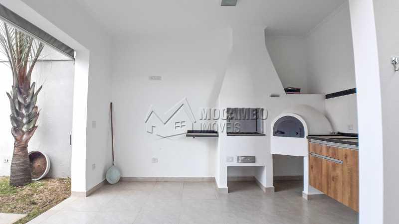 Área Gourmet - Casa em Condomínio 3 quartos à venda Itatiba,SP - R$ 850.000 - FCCN30408 - 8
