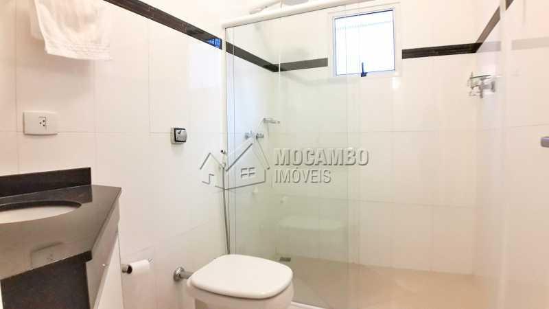 Banheiro Social - Casa em Condomínio 3 quartos à venda Itatiba,SP - R$ 850.000 - FCCN30408 - 15