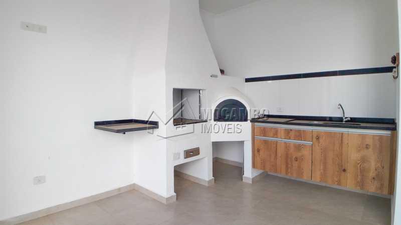 Área Gourmet - Casa em Condomínio 3 quartos à venda Itatiba,SP - R$ 850.000 - FCCN30408 - 9