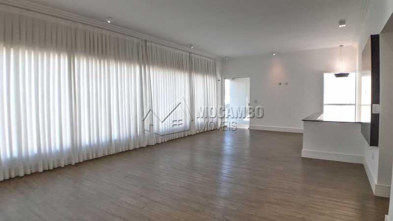 Sala Ambientes - Casa em Condomínio 3 quartos à venda Itatiba,SP - R$ 850.000 - FCCN30408 - 1